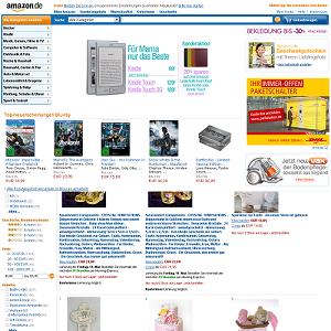 Der Versandhandel Amazon hat Geschenke zur Taufe im Angebot